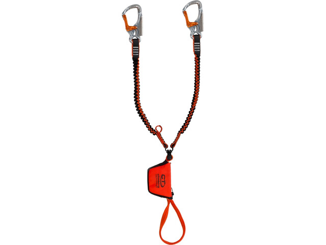Climbing Technology Top Shell Slider Twister with Twisting Device bicolour